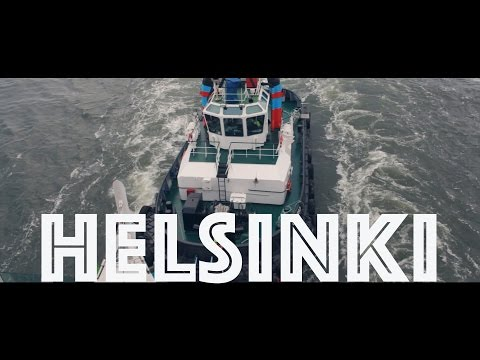 A truly amazing place, Helsinki