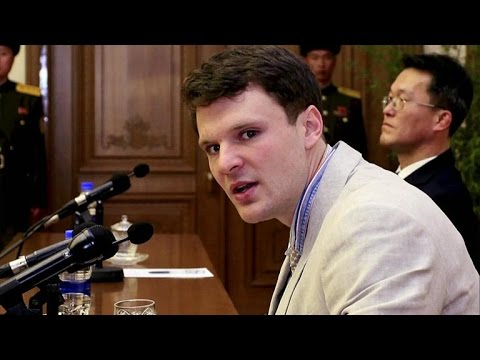 Passage: North Korea frees American student