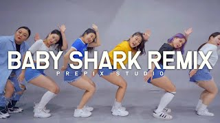 Download Baby Shark (Trap Remix)    SUN-J choreography