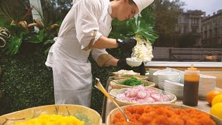 The Magic of Four Seasons Catering | Four Seasons Hotel Lion Palace St. Petersburg