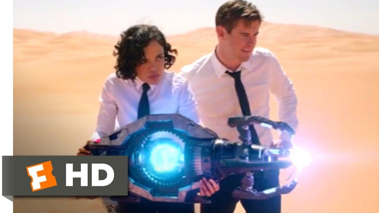 Download Men in Black: International (2019) - Star Gun Scene (6/10) | Movieclips