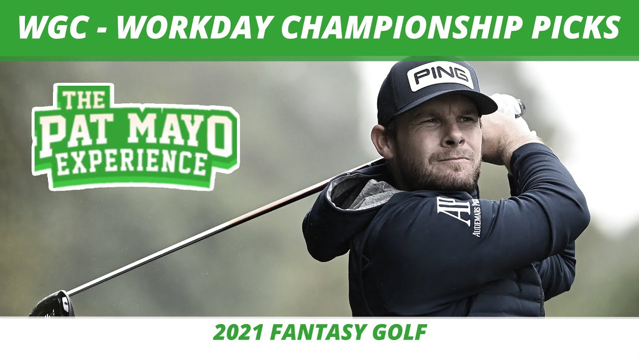 2021 WGC Workday Championship Picks, One and Done | 2021 Puerto Rico Open |  2021 FANTASY GOLF PICKS - YouTube