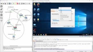 Ще б сервера OpenVPN і клієнта OpenVPN для Windows (лабораторії демо)