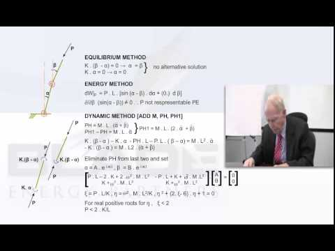 Stability of Engineering Structures by Paul Paslay, P. E.