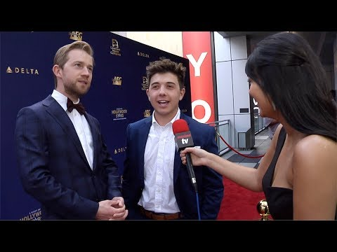 Jason Dolley And Bradley Steven Perry On Working Together Again