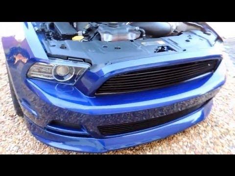 2013 Ford Mustang GT Street Scene Stillen Generation 2