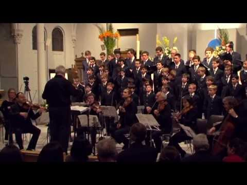 The Paris Boys Choir - Gloria de Vivaldi - Petits Chanteurs