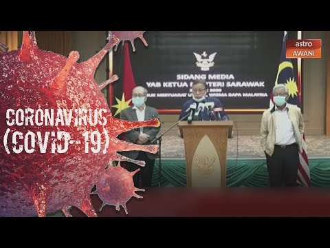 Tujuh lokasi panas COVID-19 di Sarawak
