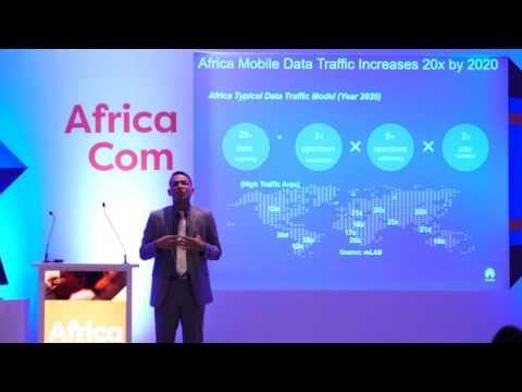 Dr  Mohamed keynote speech at LTE Africa 2016:Digitalization & Broadband being New Power for Africa