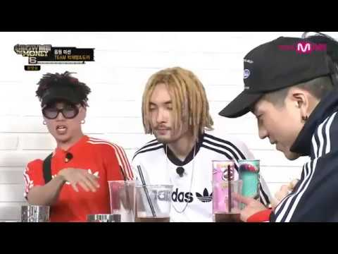[ENGSUB] Jay Park & Dok2 Smtm6 Ep.6 Team Clip