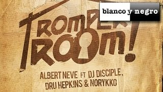 Albert Neve Feat. DJ Disciple, Dru Hepkins & Norykko - Romper Room (Remixes EP)