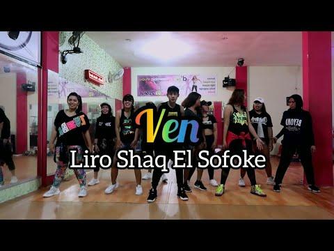Liro Shaq El Sofoke - Ven  ZUMBA  FITNESS  At D&39;One Studio Balikpapan