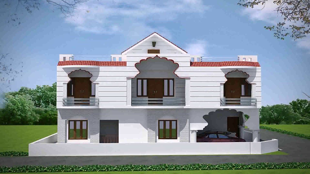 Delightful Village Home Design In India