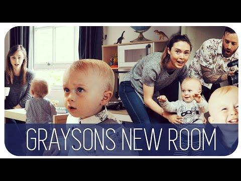 GRAYSONS NEW ROOM | HANNAH MAGGS