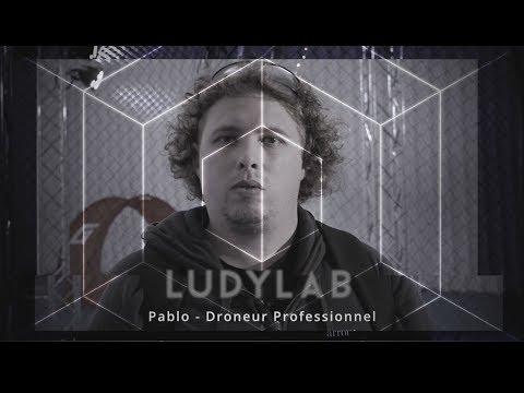 LUDyLAB ❔ Espace Drone Indoor : L'avis des pilotes ❔ - témoignages 2017
