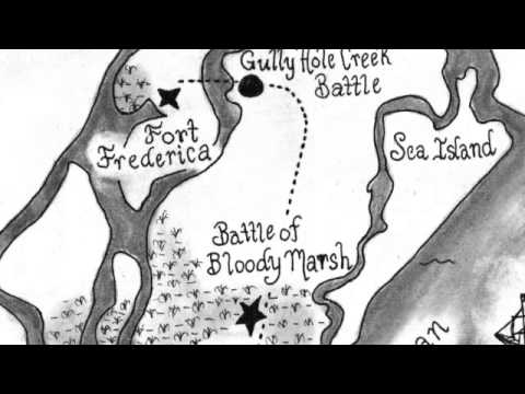 Chapter 18 - Pirates of Savannah Audio Book - Bloody Marsh and Gully Hole Creek