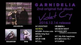 GARNiDELiA アルバム「Violet Cry」全曲ダイジェスト