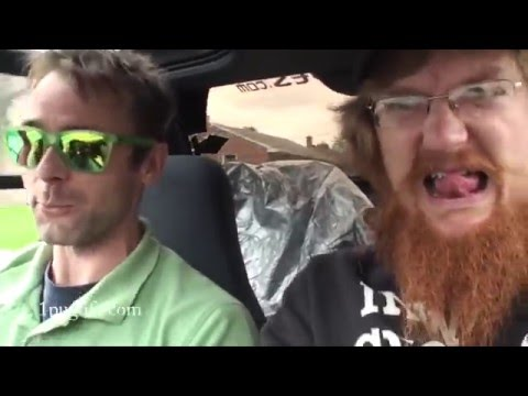 driving naked with bonsai rides