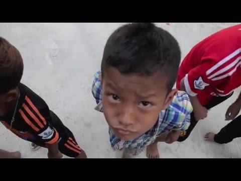 Kids dance FFCC Cambodia