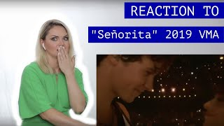 NYC Voice Teacher Reacts to ➠ Shawn Mendes & Camila Cabello Perform 'Señorita' | 2019 VMA
