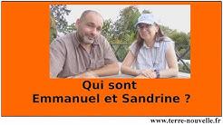 459 - Qui sont Emmanuel et Sandrine ?