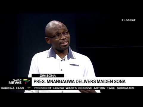 Mnangagwa's SONA address lacked substance: Dr. Vusumuzi Sibanda