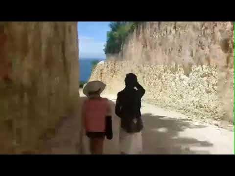 SMAN 1 KUTA Selatan_TIK Project Wisata Unik Nyang - Nyang Beach