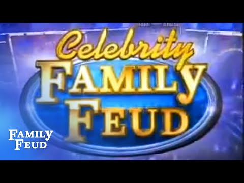 Mchale family on celebrity feud