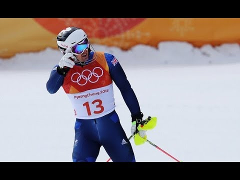 Team GB get first alpine skiing top 10 finish in 30 years
