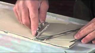 Pottery Video: How to Create Intricate Colored Clay Patterns for Slab Building