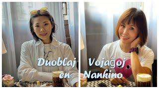 Duoblaj Vojaĝoj en Nankino