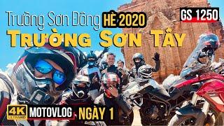 🏍NGÀY 1: SÀI GÒN - CAM LÂM    TOUR TRƯỜNG SƠN ĐÔNG - TRƯỜNG SƠN TÂY MÙA HÈ 2020 CÙNG VỚI ANH EM VMMC