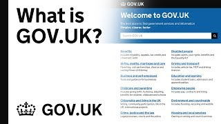 What is GOV.UK? Find government services and information simpler, clearer, faster
