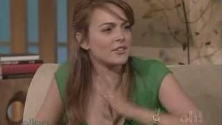Video Lindsay Lohan Ellen Degeneres 2004 download MP3, 3GP, MP4, WEBM, AVI, FLV November 2018