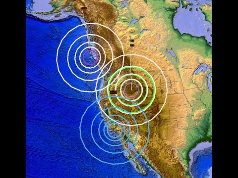 1/04/2015 -- Global Earthquake Update -- NEW SCIENCE of Craton Pressure Displacement (links below)