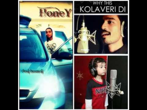 why this kolaveri di Dhol mix (remix) 2011 - 2012