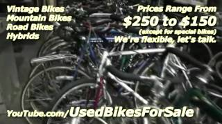 Used Bikes For Sale inventory