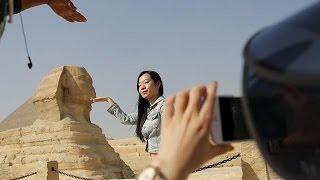 Égypte : les espoirs d'un avenir touristique meilleur