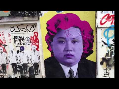 East London Street Art 2017