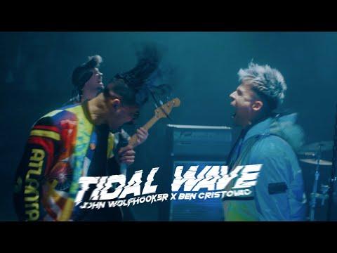 Смотреть клип John Wolfhooker Ft. Ben Cristovao - Tidal Wave