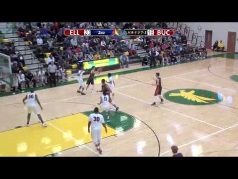 Ellet Orangemen vs Buchtel Griffins Boys Basketball Championship - February 16, 2018