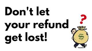 Where's My Refund - Don't Your Montana Tax Refund Get Lost!