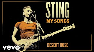 Sting - Desert Rose (Audio)