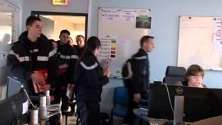 Demi-journée d'intégration des sapeurs-pompiers volontaires - 14 février 2015