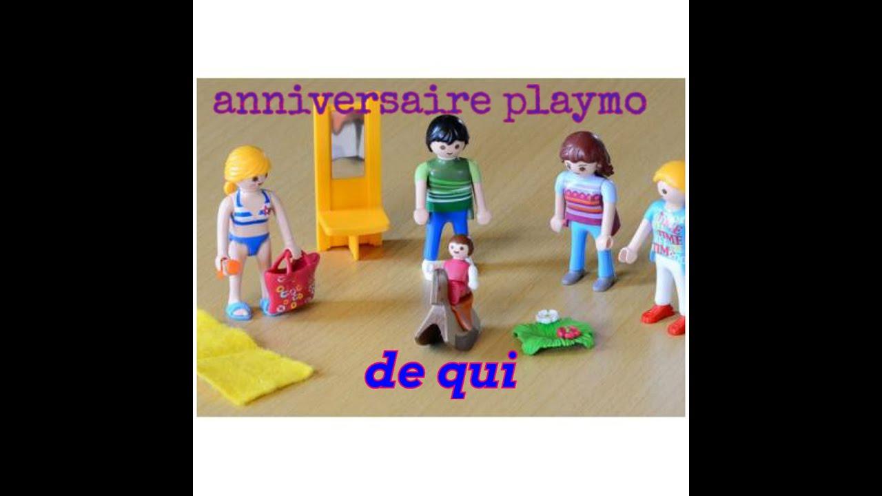 film playmobil n 7 l 39 anniversaire de lana 3 ans. Black Bedroom Furniture Sets. Home Design Ideas