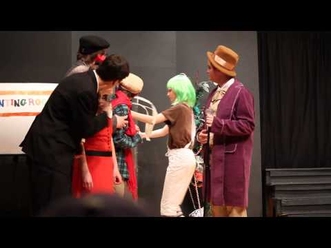 Glenvar Middle School Willy Wonka Play (6)