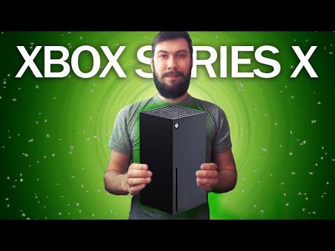 Показали XBOX Series X: странный ДИЗАЙН, характеристики, новый ГЕЙМПАД, охлаждение (Новый XBOX 2020)
