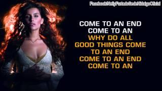 All good things (Karaoke) Nelly Furtado