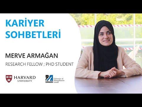 Merve Armağan @Harvard University @Uni. of Massachusetts Lowell  #18