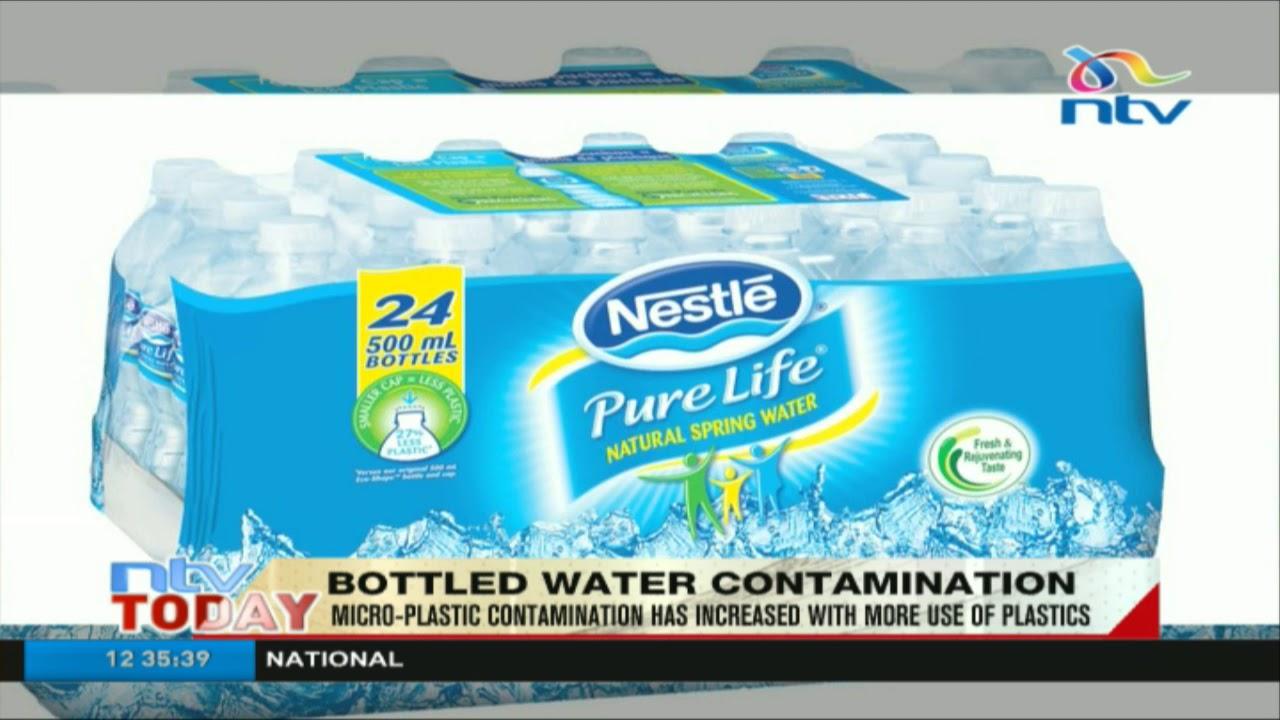 Coca-Cola admits presence of plastic in Dasani - Daily Nation